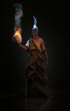 hades -  Disney hercules 3d- final image by celso_teixeira, via Flickr