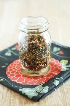 Furikake recipe - use compliant ingredients