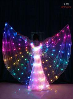 LED服装 TC-0160 Led Light Costume 4639f1b47