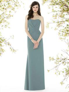 Social Bridesmaids Style 8158 http://www.dessy.com/dresses/bridesmaid/8158/