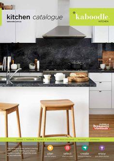 Kaboodle kitchen australian catalogue by diy resolutions - issuu Cheap Kitchen, Diy Kitchen, Kitchen Decor, Kitchen Design, Kitchen Ideas, Ikea Hacks, Kitchen Storage Bench, Tiled Coffee Table, Mason Jars