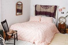 AEO APT Full/ Queen Duvet Cover Set  by  American Eagle Outfitters   AEO APT:  A brand new collection of bed sets, décor and more to fill your home with
