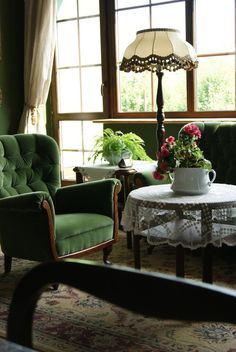 Sometimes, I just want a comfortable spot to sit and have a cup of tea... ~~ Houston Foodlovers Book Club