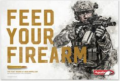 Feed Your Firearm Campaign :: Shine United