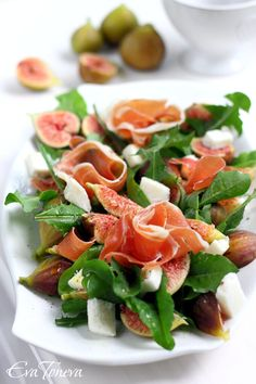 Fig and Goat Cheese Salad