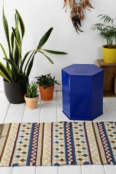 Assembly Home Hexagon Stool #urbanoutfitters