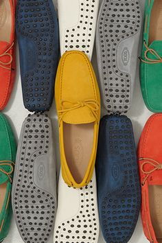 You'll want one in every color! #Tods #10022Shoe