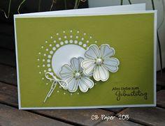 CB Paper: Blumen für meine Tante