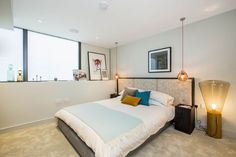 Loft apartment with an industrial factory feel - Northbourne, London (9)