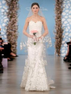 New York Bridal Fashion Week 2014, oscar de la renta