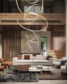 Living Area on Behance
