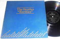 The Beatles~Rarities~George Martin~John Lennon/Paul McCartney~Holland Vinyl LP Record