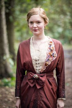 Lady Chatterley's Lover (2015). Inspiration for Mimi's easter 1916 outfit