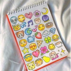 Most popular tags for this image include: emoji, drawing, art and emojis Emoji Drawings, Tumblr Drawings, Amazing Drawings, Easy Drawings, 365 Kawaii, Cute Doodles, Doodle Art, Love Art, Art Sketches