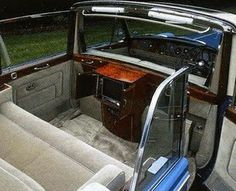 1975 Special Landaulette by Mulliner Park Ward (chassis PRH4807, design 2052) for to H.R.H. Princess Angari