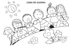 Carteles - Marilú San Juan Ibarra - Picasa Web Album Cute Coloring Pages, Colouring Pics, Adult Coloring Pages, Coloring Pages For Kids, Drawing For Kids, Art For Kids, Happy Children's Day, Art N Craft, Child Day