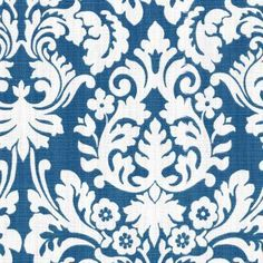 Waverly fabric. Classic. Now all I need is a beautiful armchair.