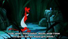 Stupid girly habits