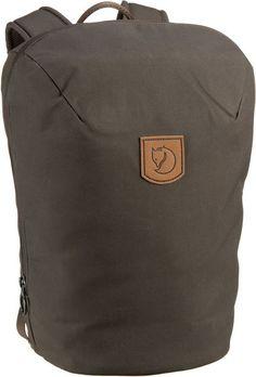 FJÄLLRÄVEN Rucksack / Daypack »Kiruna Backpack« für 119,95€. Rucksack / Daypack, Nylon / Polyester, An der Seite ein vertikales Reißverschlussfach bei OTTO