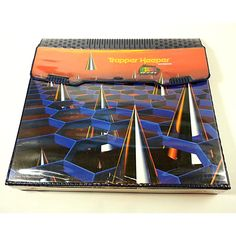 Trapper Keeper Designer Series Notebook 1993 Vintage Mead Binder Folder m115 #Mead