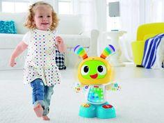 Robot Robi http://www.serpadres.es/1-2-anos/guia-compras/fotos/regalos-de-navidad-para-ninos-de-1-a-2-anos/robot-robi-de-fisher-price
