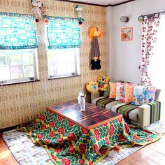 Retro Kitchen Decor, Cute House, Interior Decorating, Interior Design, Japanese House, Room Interior, Decoration, Logs, Living Spaces