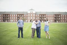 Spring family pictures | Fort Monroe, Hampton, Virginia