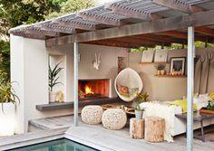 Joss&Main Rustic Modern decor.