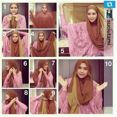 Two tone shawl tutorial by SUCH!