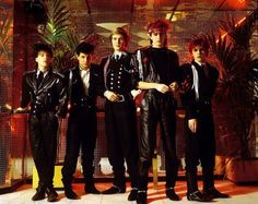 Duran Duran my favourite band been following them for 30 years now and love them just as much.