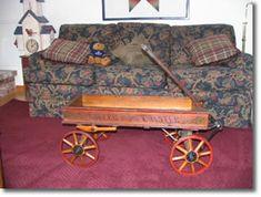 Antique wagons