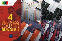 Business Card Templates ~ Creative Market