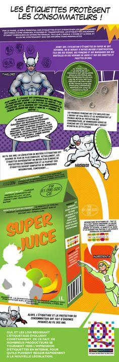L'impression d'étiquettes par QuickLabel  -  Cette infographie est fournie par www.quicklabel.fr, l'un des principaux fabricants d'imprimantes d'étiquettes et de logiciels pour l'impression d'étiquettes personnalisées en interne.