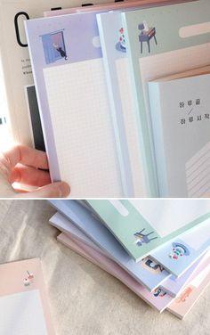 Stationary School, Cute Stationary, School Stationery, Korean Stationery, Stationary Design, Menu Design, Design Design, Logo Design, Cool School Supplies