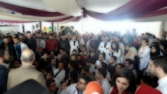 school of medicine graduation opening ceremony, HOPE batch at JUST