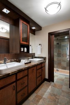Rustic Bathrooms Design Ideas, Pictures, Remodel, and Decor -