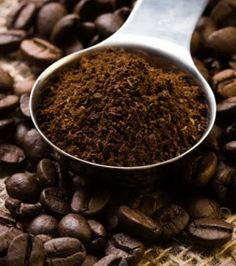New Uses for Coffee Grounds