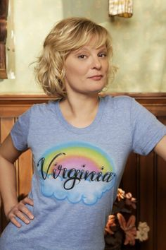 Favorite TV Moms: Virginia Chance (Martha Plimpton) Raising Hope #happymothersday