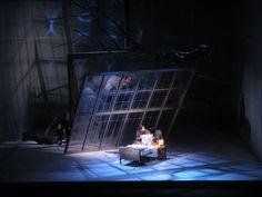 Turn of the Screw. Glyndebourne Opera House. Scenic design by Paul Brown. Lighting by Mark Henderson. 2011