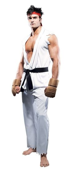 Ryu (Street Fighter) ~ Cos Play