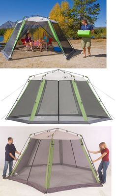 Canopies and Shelters 179011 Outdoor Screen House C&ing Shelter Tent Picnic Sun Insect Canopy Bug Proof -u003e BUY IT NOW ONLY $145.94 on eBay! & Canopies and Shelters 179011: Outdoor Screen House Camping Shelter ...