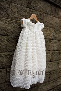 Beautiful Blessing/ Christening Gown