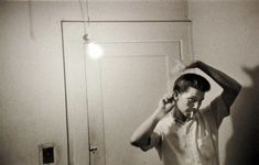 From Simon Lee Gallery, Larry Clark, Untitled Black and White Photograph, 11 × 14 in Larry Clark Photography, Art Photography, Jeanloup Sieff, Ralph Gibson, William Klein, Weegee, Dennis Hopper, Diane Arbus, Photo Essay