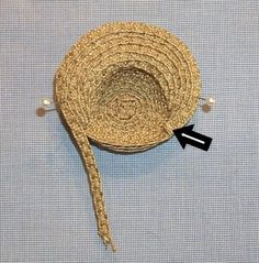 doll hats The Creative Doll: The Ease of Straw Hat Making Sewing Dolls, Ag Dolls, Barbie Dolls, Minis, Ag Doll Clothes, Doll Clothes Patterns, Doll Crafts, Diy Doll, Do It Yourself Inspiration