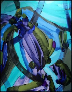 In Water Series - Kerry Armstrong Art