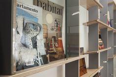 Lars Fideen uit Londen heeft #meubels ontwikkeld die je zelf in elkaar kunt zetten, zoals een prachtige #wandkast.