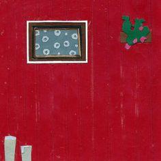 RED CABINE by the Slovak artist MILAN LADYKA. More on valkonsky.com