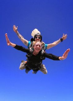 Who would have thought skydiving would become a trendy activity?  Judging from multiple offers found on group discount buying websites lik...