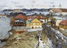 Konstantin (Ivanovich) Gorbatov (Russia 1876~1945 Germany)