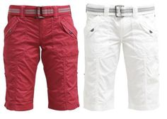 Edc By Esprit Short Red shorts ropa short red Esprit Edc By Noe.Moda